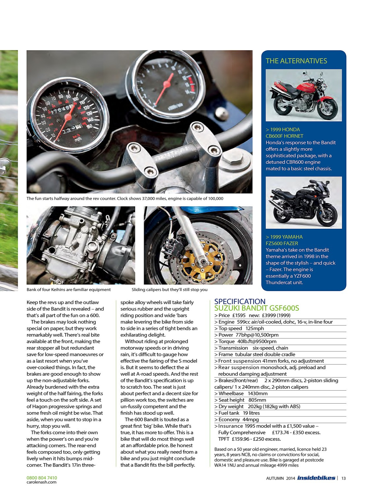 MYEBOOK - Inside Bikes Autumn 2014