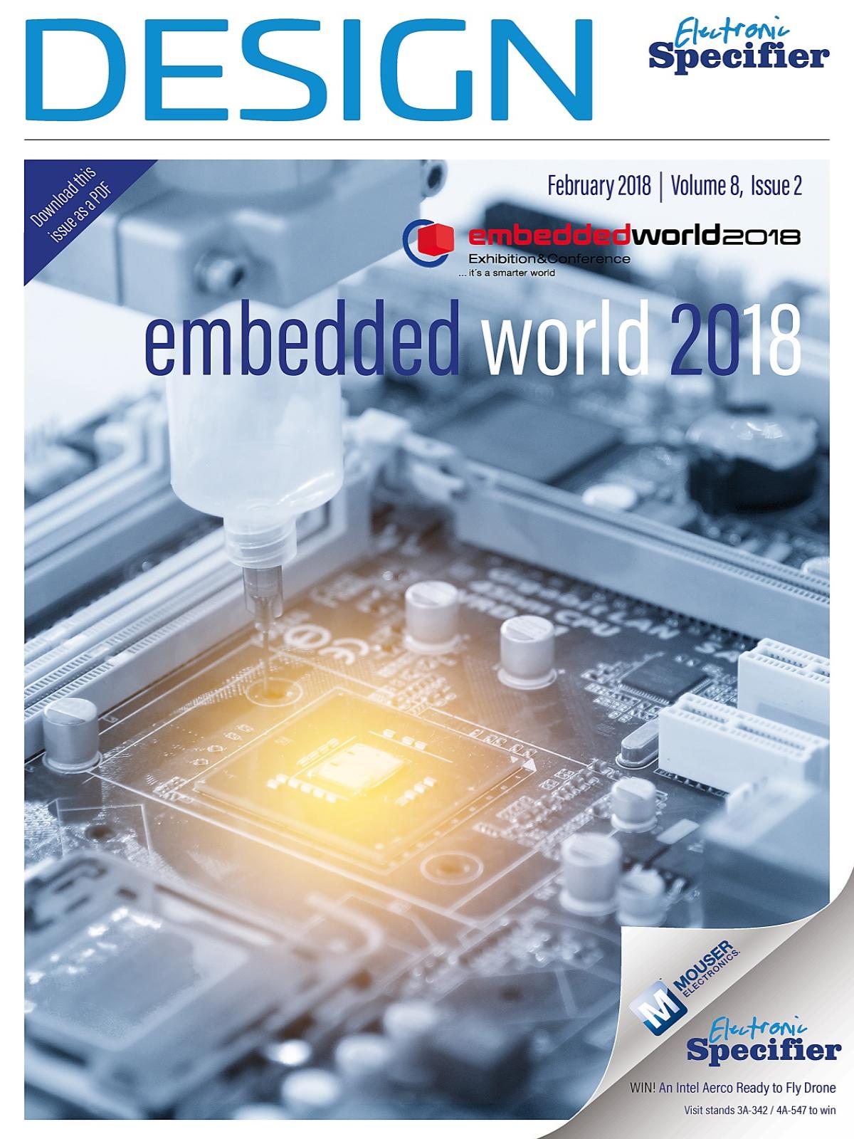 MYEBOOK - ESD February 2018 - embedded world
