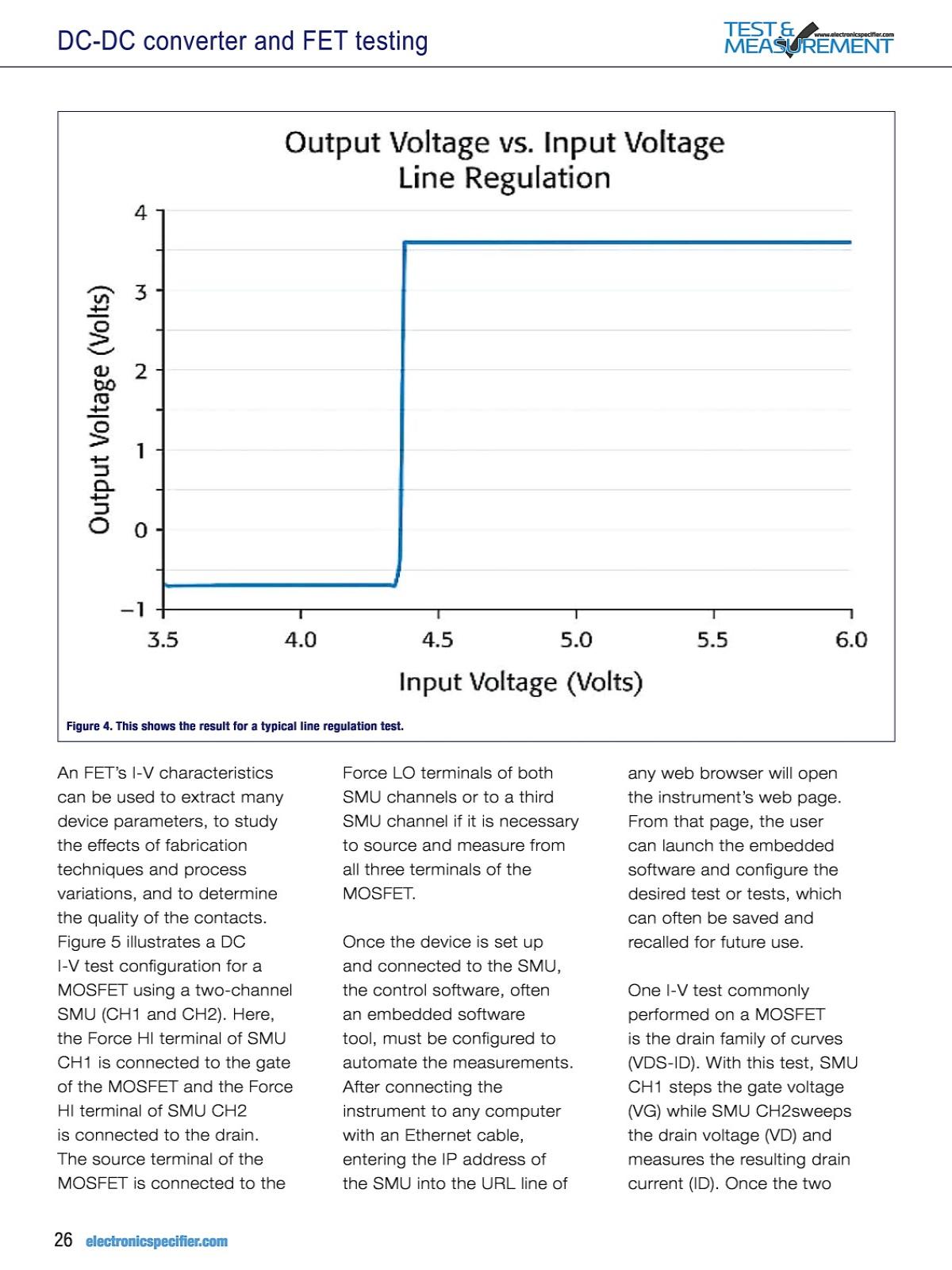 MYEBOOK - EST&M - June 2018: Sensor + Test Supplement