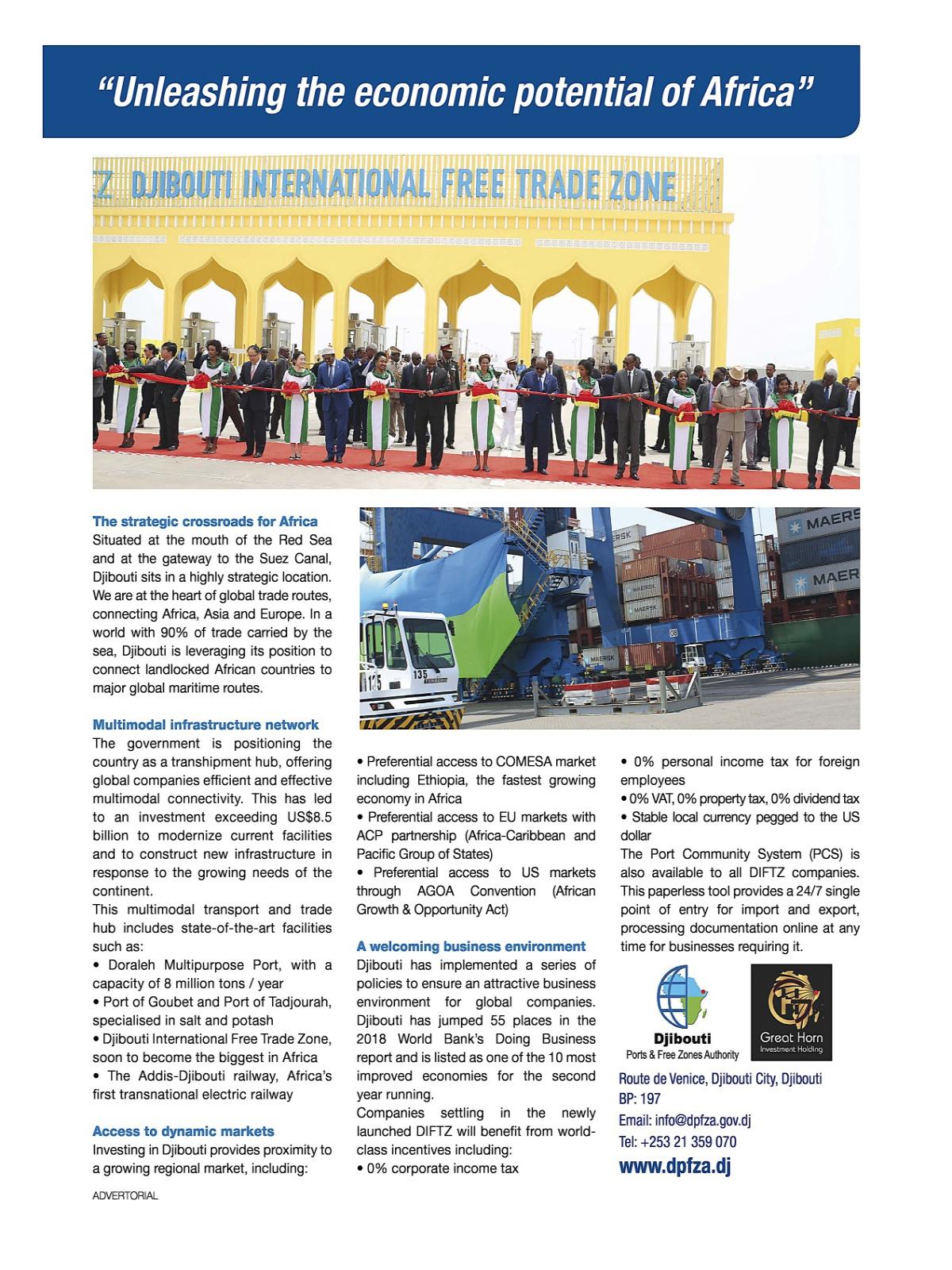 MYEBOOK - Africa-EU Special Supplement 2019